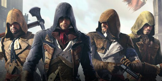 Assassin's Creed Unity en vrai avec la French Freerun Family | Le blog de Constantin