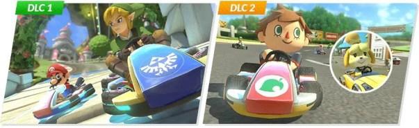 Préco - DLC Zelda et Animal Crossing Mario Kart 8 | Le blog de Constantin