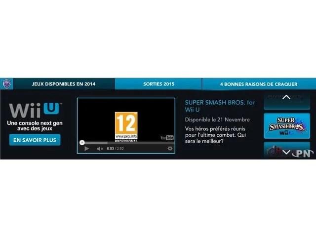 Nintendo confirme la date du 21 novembre pour Super Smash Bros Wii U ! | Le blog de Constantin