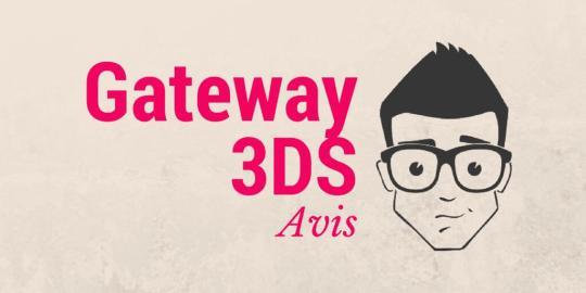 Avis - Gateway 3DS, un linker pour 3DS | Le blog de Constantin image 2