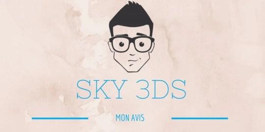 Avis: Sky 3DS | Le blog de Constantin image 2