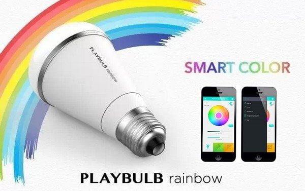 Avis : Mipow Playbulb Rainbow   Le blog de Constantin