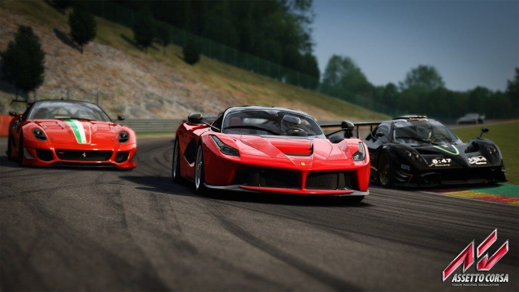 Assetto Corsa disponible sur PS4 et Xbox One en 2016 | Le blog de Constantin