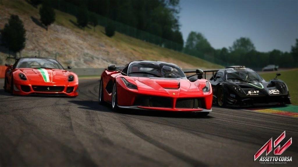 Assetto Corsa disponible sur PS4 et Xbox One en 2016 | Le blog de Constantin