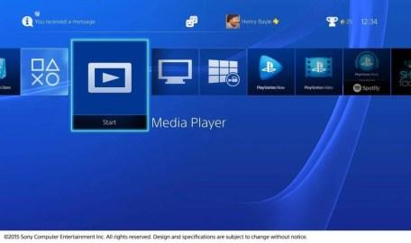 Un nouveau Media Player pour la Playstation 4, aujourd'hui ! | Le blog de Constantin image 1