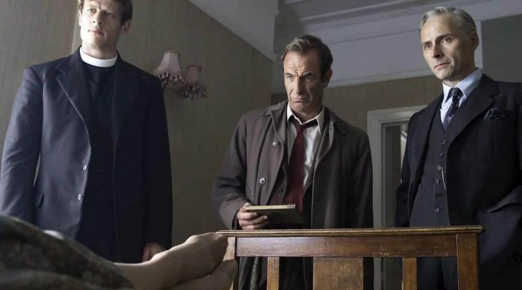 Grantchester, nouvelle série anglaise inédite prochainement sur France 3 | Le blog de Constantin