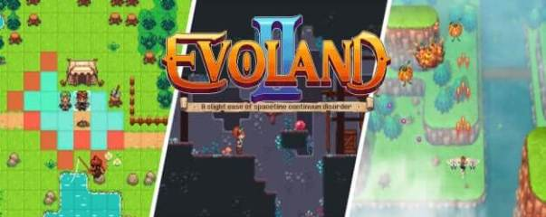 Avis: Evoland 2 : A Slight Case of Spacetime Continuum Disorder | Le blog de Constantin image 1