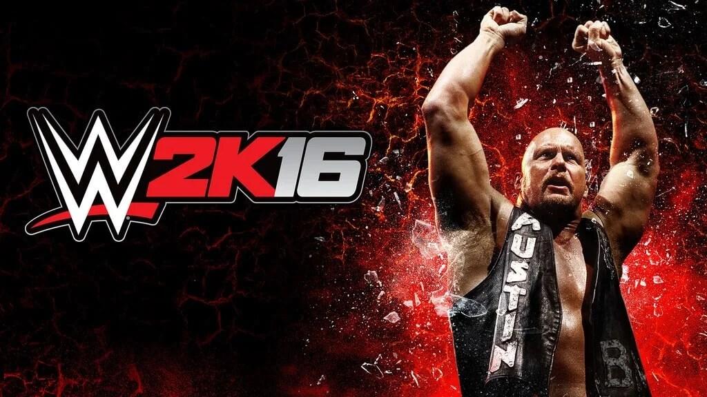 Avis - WWE 2K16 | Le blog de Constantin image 1