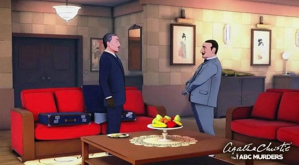 Avis : Agatha Christie - The ABC Murders   Le blog de Constantin image 2