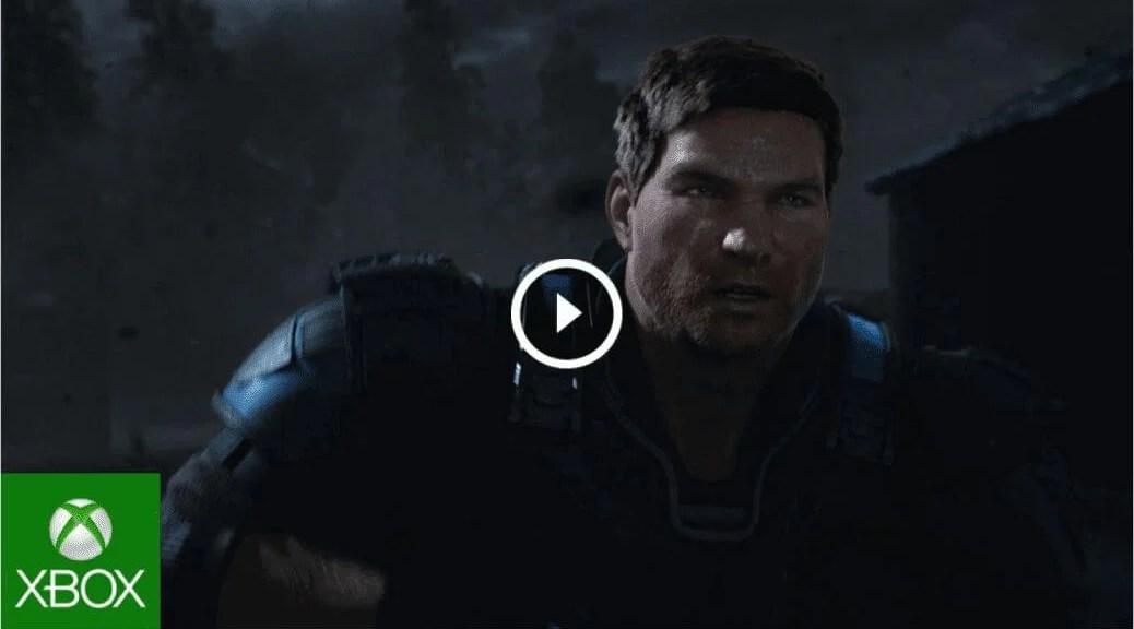 Nouveau trailer pour Gears of War 4 !   Le blog de Constantin