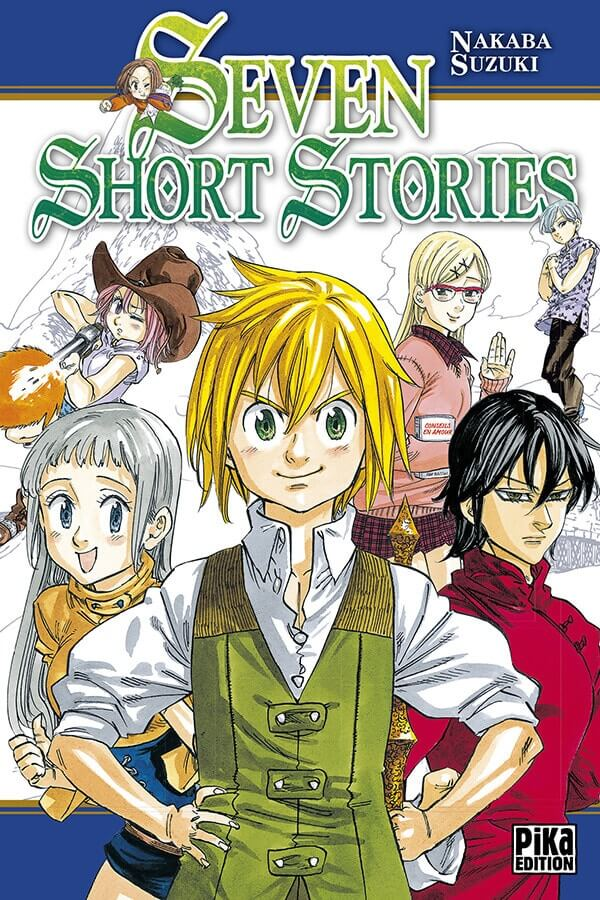 Avis Manga – Seven Short Stories