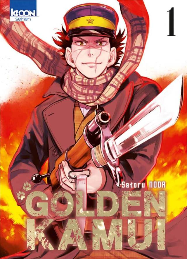 Avis Manga – Golden Kamui T.1
