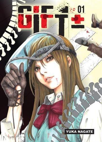 Avis Manga – Gift ± T1