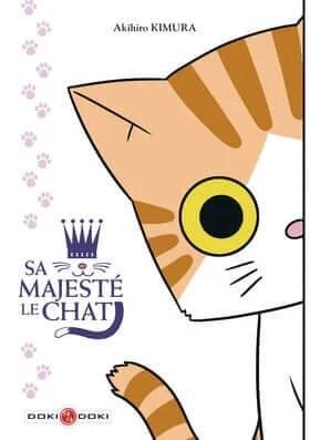 Avis Manga – Sa Majesté le Chat