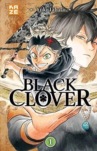 Avis Manga – Black Clover T1 & T2