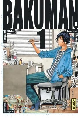 Avis Manga – Bakuman T1