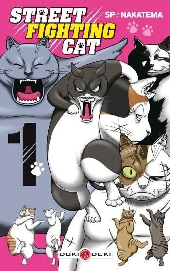 Avis Manga – Street Fighting Cat T1