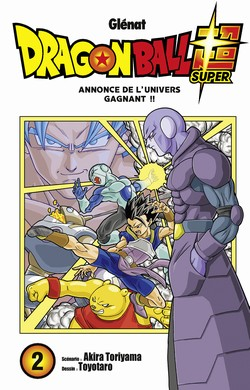 Avis Manga – Dragon Ball Super T2
