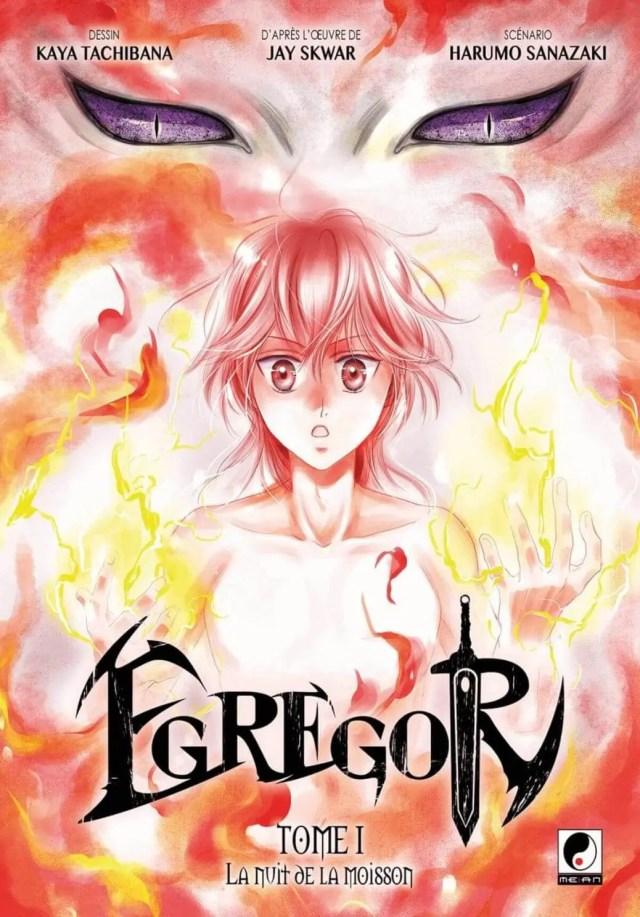 Avis Manga – Egregor T1
