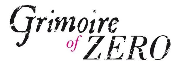Grimoireofzero Logo