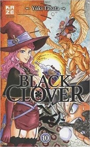 Avis Manga – Black Clover 10