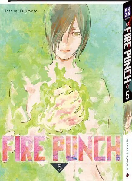 Avis Manga – Fire Punch 5