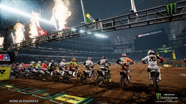 Monster Energy Supercross The Official Videogame 3 E125336