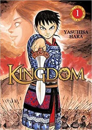 Avis Manga – Kingdom 1 et 2