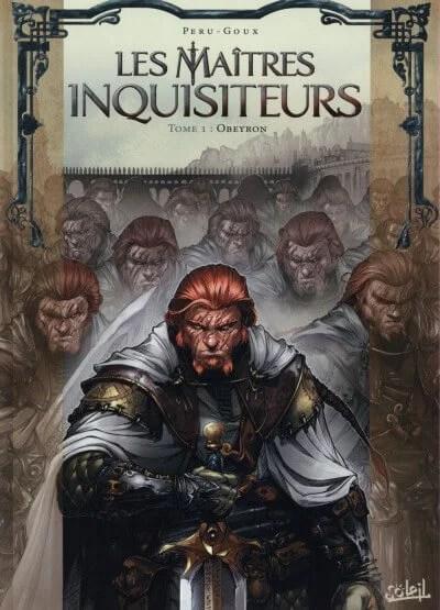 Avis BD – Les Maîtres inquisiteurs tome 1
