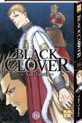 Avis Manga  – Black Clover 16