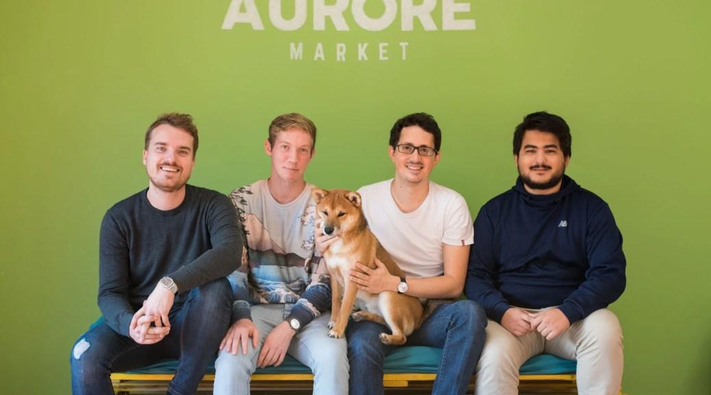 Aurore Market Portraits 1