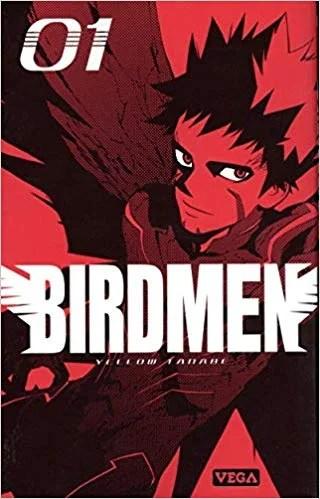 Avis Manga – Birdmen 1