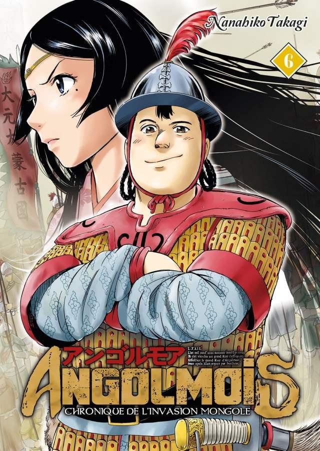 Avis Manga – Angolmois tome 6