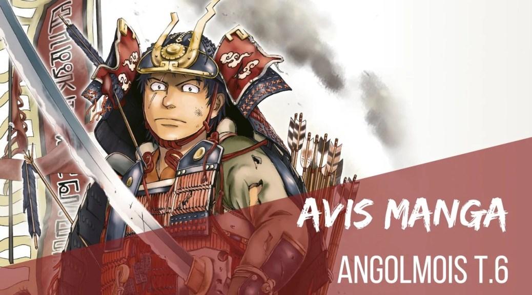 Manga Angolmois 6