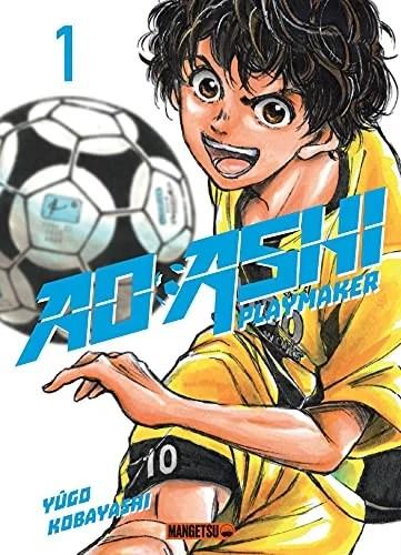 Avis Manga – Ao Ashi 1 et 2