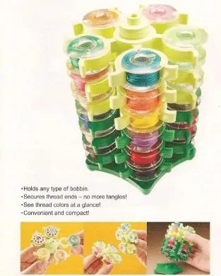 Stack n Store Bobbin Tower