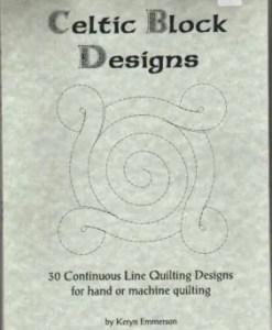 Celtic Block Designs
