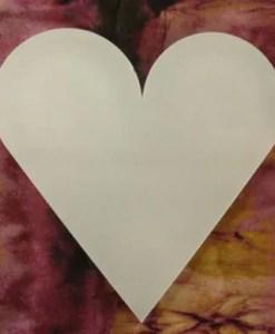 "12"" Heart"