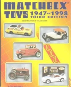 Matchbox Toys 1947-1998 3rd Edition