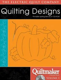 Quiltmaker Collection Vol 3