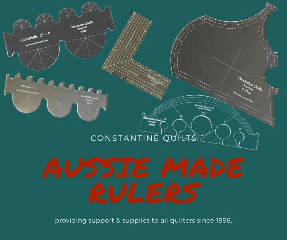 Aussie made rulers