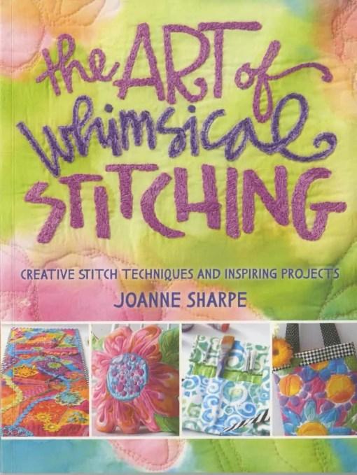 art of whimsical stitching