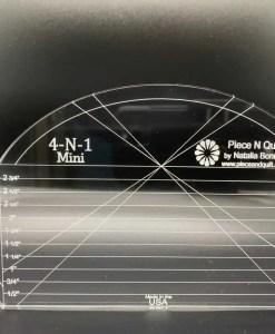 4n1 mini ruler