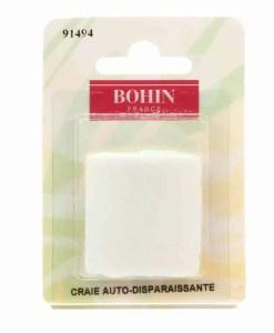 Bohin self vanishing chalk