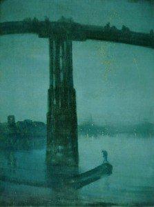 Whistler James_McNeill_Nocturne_en_bleu_et_or