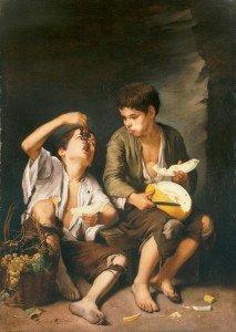 Bartolomé_Esteban_Perez_Murillo_-_Trauben-_und_Melonenesser