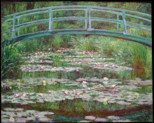 Japanese_Footbridge-Claude_Monet