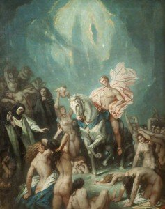 Ricketts, Charles S., 1866-1931; Don Juan in Hell