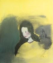Pierderea inocenței (d. S.), ulei pe pânză, 54x65 cm, an: 2007