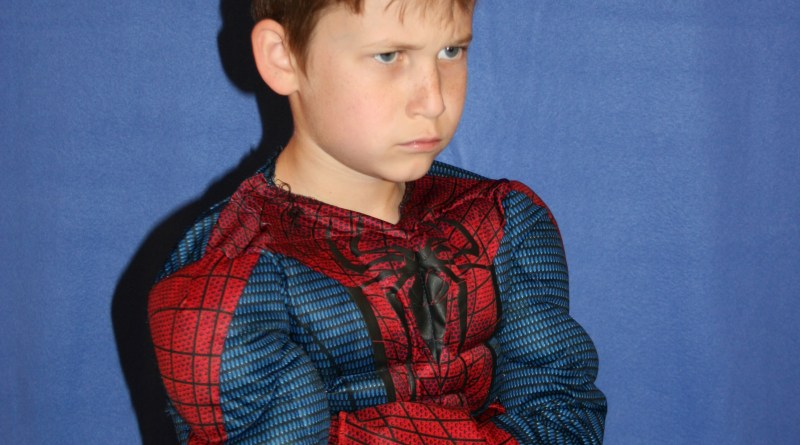 Calendar - Spiderman Pout